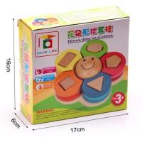 Mainan Edukasi Anak - Flower Shape