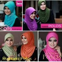 Jual Hijab Instant Rumana Polos!! Murah