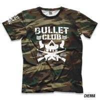 [KAOS] NJPW Bullet Club Camo T-Shirt