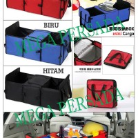 Car Boot Organizer / Tas Penyimpanan Bagasi Mobil A298
