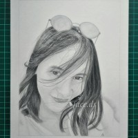 sketsa wajah (sketch)