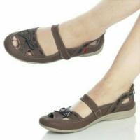 Sepatu Wanita kickers pita ori