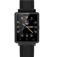 Cognos G7 Smartwatch - GSM SIM - Silicone Hitam TERCANGGIH