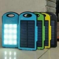 POWERBANK SOLAR CELL EMERGENCY 12 LED