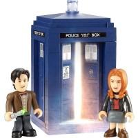 Tardis Mini Construction Playset Doctor Who