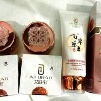 PAKET CREAM AIFUBAO + CLEANSER AIFUBAO
