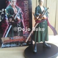 Jual Figure Anime Action Figure Roronoa Zoro One Piece Box