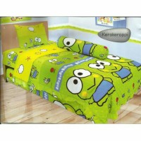 sprei single cropi