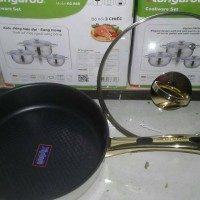 3D Edge Pan Fearures KANGAROO KG 585S 26cm