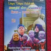 VCD ANAK MUSLIM SHOLAWAT V2