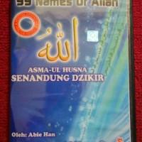VCD ORIGINAL ASMAUL HUSNA SENANDUNG ZIKIR