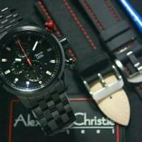 Jam Tangan Alexandre Christie AC 6163 Pria Original