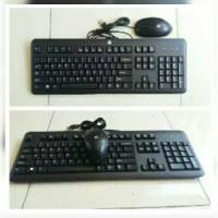 Jual keyboard hp dan mouse hp laser usb Murah