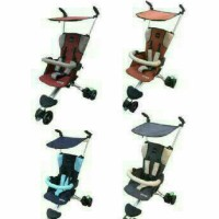 Stroller Baby Elle Wave S300