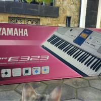 keyboard yamaha E323
