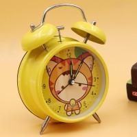 Am Weker Anak Kuning 3in - Beker - Alarm Clock Analog - Lonceng Kring