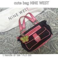 preloved tas wanita nine west seken second handbag wanita branded