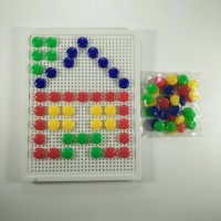 mainan anak toys mosaic 0136A
