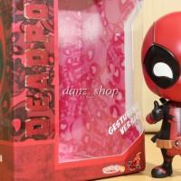 Jual Boneka Deadpool Kepala Goyang, Cosbaby Hot Toys Versi 3 Murah
