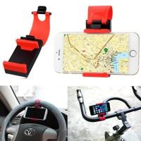 Car Holder Stir Mobil Stang Motor Sepeda