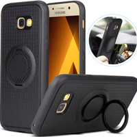 i-zore magnet ring shockproof case samsung galaxy a3 2017 & car holder
