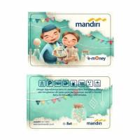 eMoney Mandiri - Saldo 50K - Special Ramadhan Indahnya Berbagi