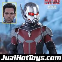 Jual Hot Toys Ant Man Civil War MISB Hottoys Avengers Antman Murah