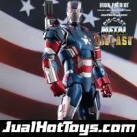 Hot Toys Iron Patriot Diecast HotToys Ironman Ironpatriot