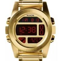 Jam Tangan Nixon Unit SS All Gold