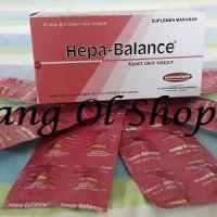 HEPA BALANCE - Strip (6 Kaplet Salut Selaput) - Untuk Liver