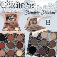 BEAUTY CREATIONS - Cosmetics Boudoir Palett