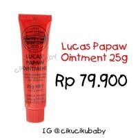Lucas Papaw 25gr / Baby Cream / krim bayi