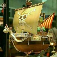kapal going merry grandship one piece figure luffy zoro sanji robin