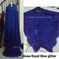 Jual Mukena Brukat Glitter by Alusa (Alisa) Bali Murah