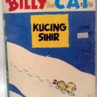 Komik Eropa Billy The Cat Kucing Sihir - Colman & Desberg - Aya Media