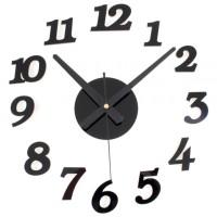 Jual Jam Dinding DIY Ukuran 30-50 cm Diameter / Giant Wall Clock Murah