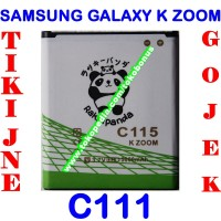 Baterai Samsung Galaxy K Zoom C111 Double Power Rakki Panda