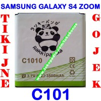 Baterai Samsung Galaxy S4 Zoom C1010 Double Power Rakki Panda