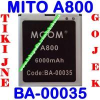 harga Baterai Mito A800 Double Power M Com Tokopedia.com