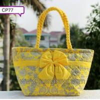 Jual Tas NaRaYa Ribbon Handbag Thailand Original Import Yellow NB52M-CP77 Murah