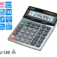 Calculator Casio Dj 120