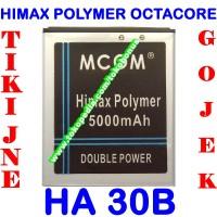 Baterai Himax Polymer Octacore Ha30b Mcom Batrai Batre Battery Batere