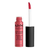 NYX Soft Matte Lip Cream (SMLC) Sao Paulo