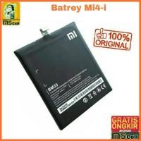 Baterai Asli XiaoMi Mi4i Original. Battery BM33 Batre Battre HP Mi4i