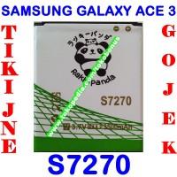 Baterai Samsung Galaxy Ace 3 S7270 Double Power Rakki Panda