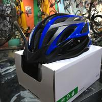 Helm Sepeda Avand ( Ada Safety Lamp di belakang)