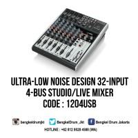 Behringer Analog Mixer XENYX 1204USB