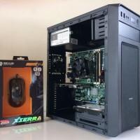 PC Gaming hemat hebat. core I3 haswell 3,70 ghz, VGA 2 GB