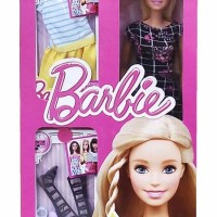 Jual Mainan boneka anak perempuan BARBIE MATTEL COMBO - FGY15 Murah