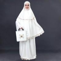 Mukena Muslimah Wanita Katun - SLS 394